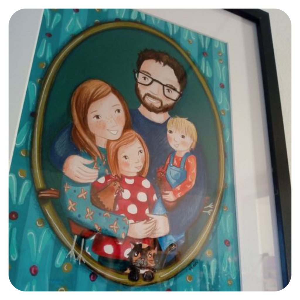 portrait-famille-therese-marie-rossi-illustration