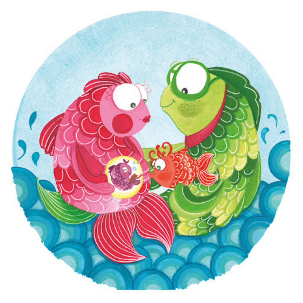 faire-part-naissance-illustration-poisson-therese-marie-rossi