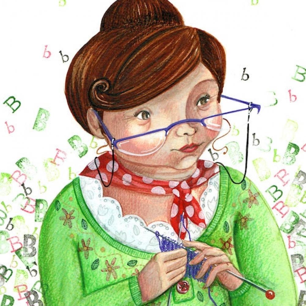 illustration-portrait-mami-tricot-lettre-min